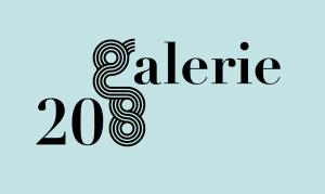 Galerie 208| Design : Gwendoline Del Campo