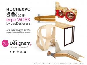 rochexpo-2015-desdesigners | Design : Gwendoline Del Campo